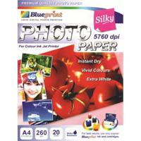 Blueprint photo paper Silky 260 A4
