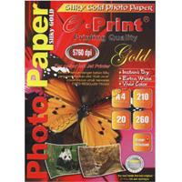 E-print Silky Gold Photo paper 260