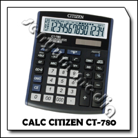 CALC CITIZEN CT-780