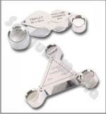 Jewel Magnifier Triplet series