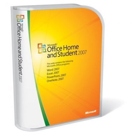 Microsoft Office 2007 Home & Student