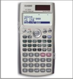 Casio Financial Consultant FC 200V