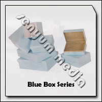 PASS BOX BLUE 155X105X65 8901 43