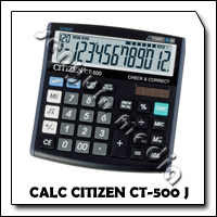 CALC CITIZEN CT-500 J