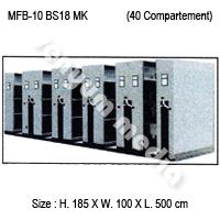Brother Mobile File Mekanik MFB-10 BS18 MK