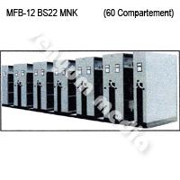 Brother Mobile File Mekanik MFB-12 BS22 MNK
