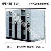 Brother Mobile File Mekanik MFB-4 BS18 MK