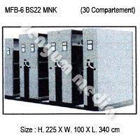 Brother Mobile File Mekanik MFB-6 BS22 MNK