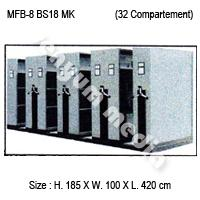Brother Mobile File Mekanik MFB-8 BS18 MK